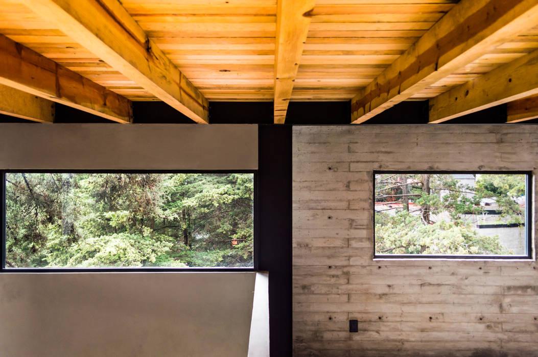 Bedroom by RAMLE Arquitectos, Modern