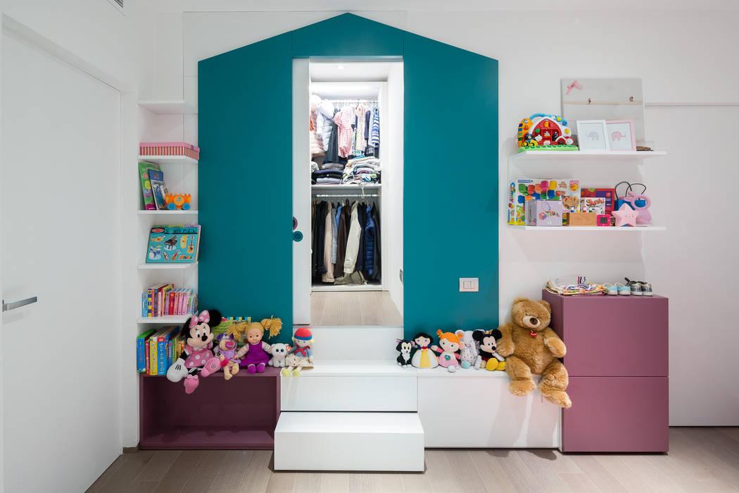 Camera da letto bambina camera da letto moderna di fratelli ...