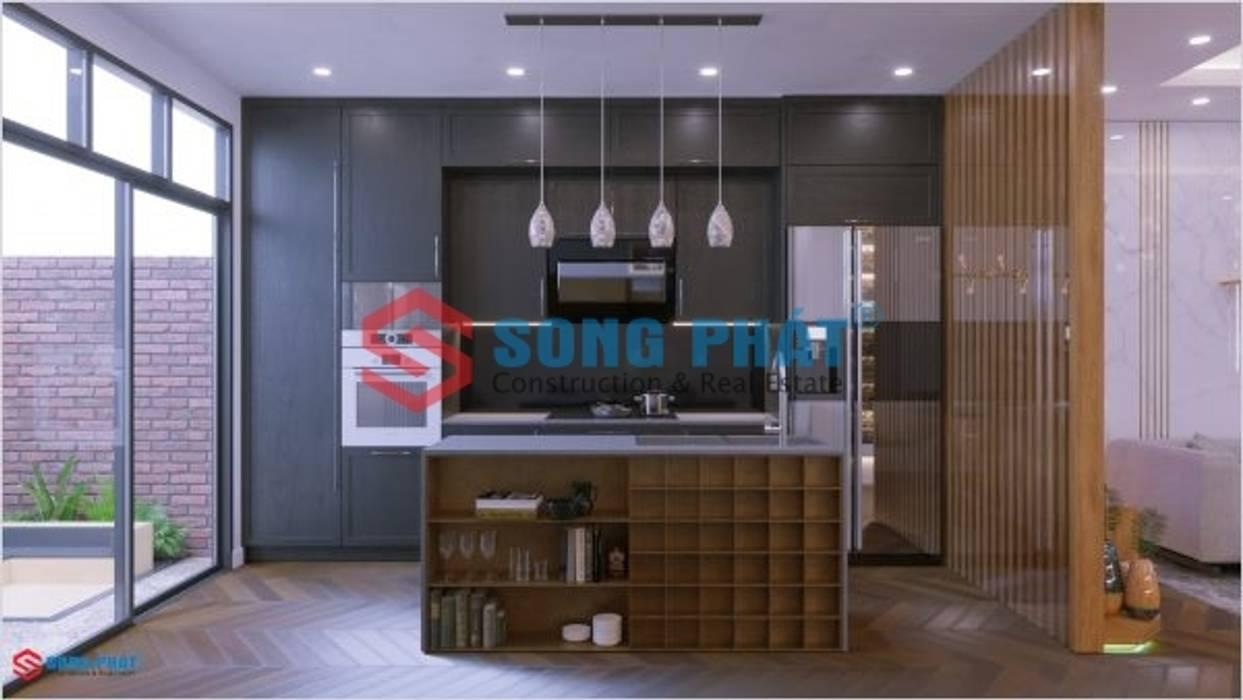 Công ty TNHH TK XD Song Phát KitchenStorage