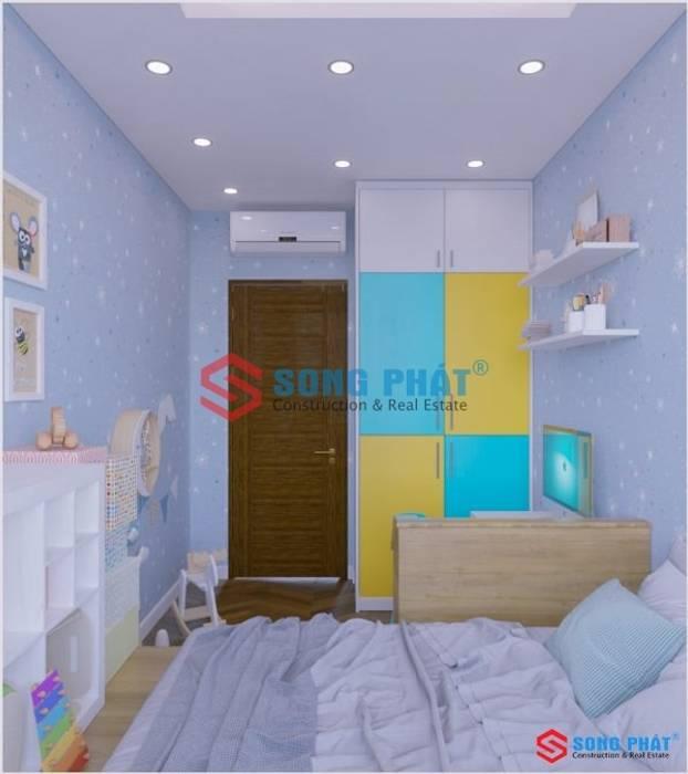 Công ty TNHH TK XD Song Phát BedroomDressing tables