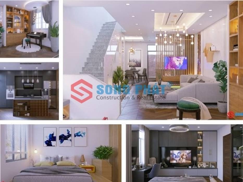 Công ty TNHH TK XD Song Phát Dining roomCrockery & glassware
