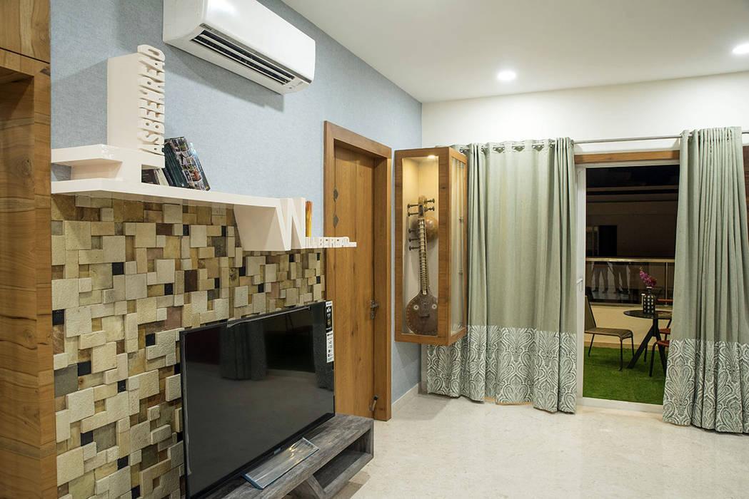 Mayfair Villas Cutting Edge Design Studio Classic style walls & floors