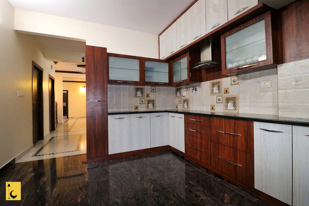 Tủ bếp theo Indoor Concepts,