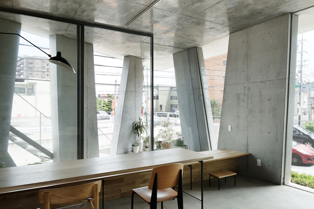 Windows by CO2WORKS, Modern Iron/Steel