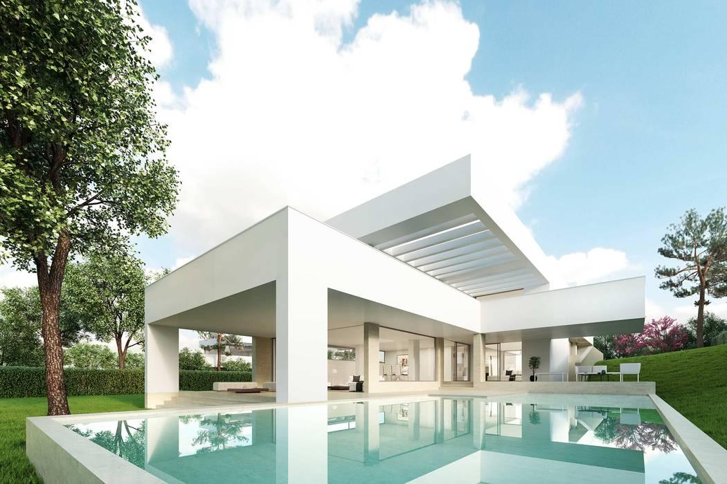 Oleh Otto Medem Arquitecto vanguardista en Madrid Modern