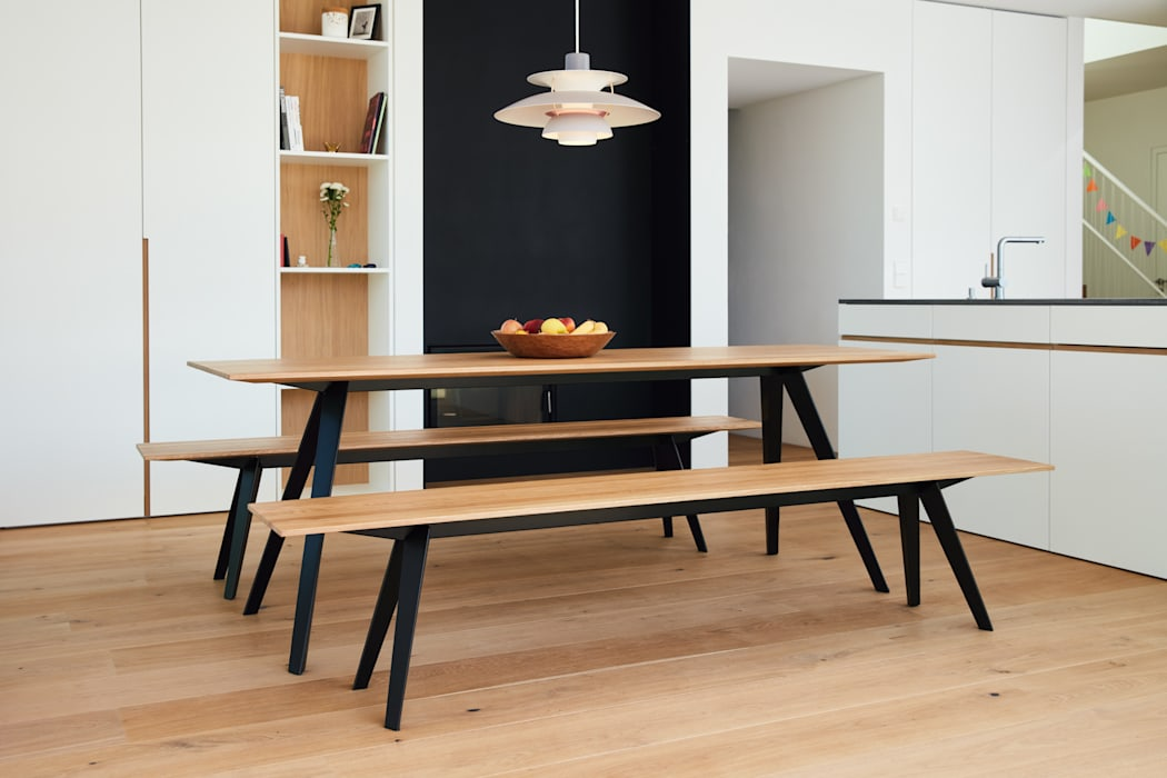 Neuvonfrisch - Möbel und Accessoires Dining roomChairs & benches Wood
