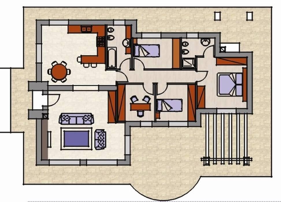 Sabina Casol - Architetto Casas rurales