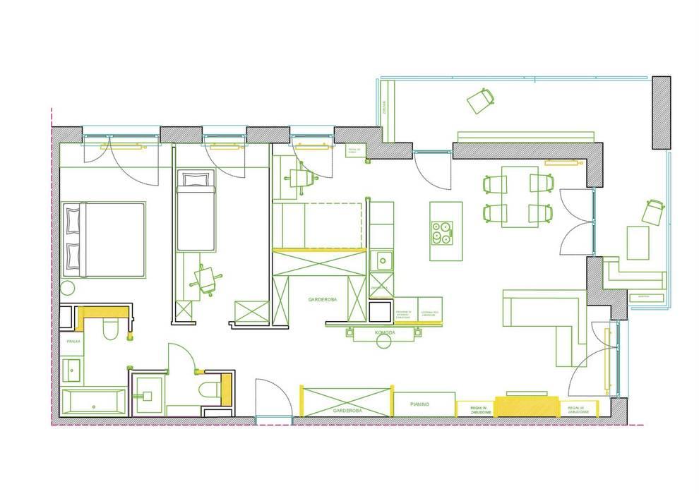 PRESTIGE-KURSY Classic style living room