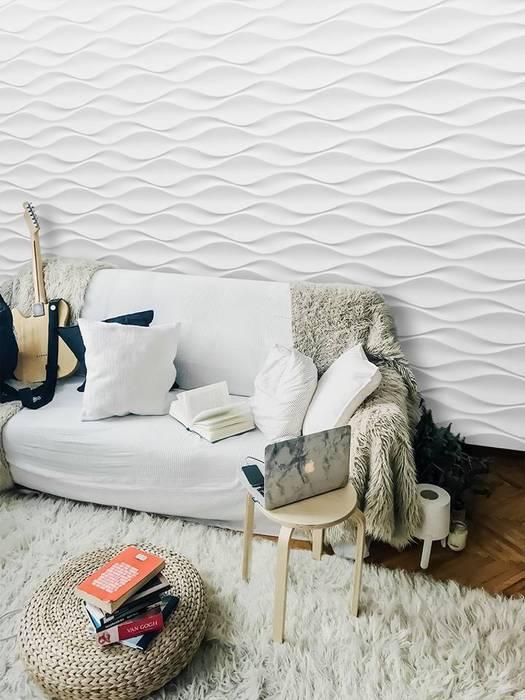 Bilder von unseren Kunden - 3D Wandpaneele Klassische Wände & Böden von Loft Design System Deutschland - Wandpaneele aus Bayern Klassisch