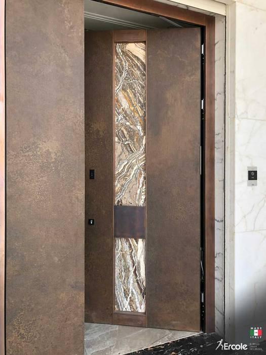 Front doors by Ercole Srl, Modern