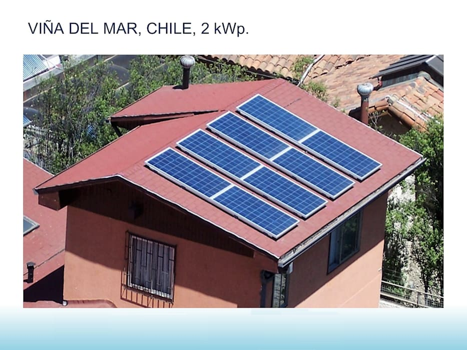 Instalaciones Recientes 3: Bares y clubs de estilo  por Energy Solutions Chile,
