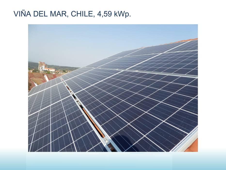 Instalaciones Recientes 7: Edificios de Oficinas de estilo  por Energy Solutions Chile,