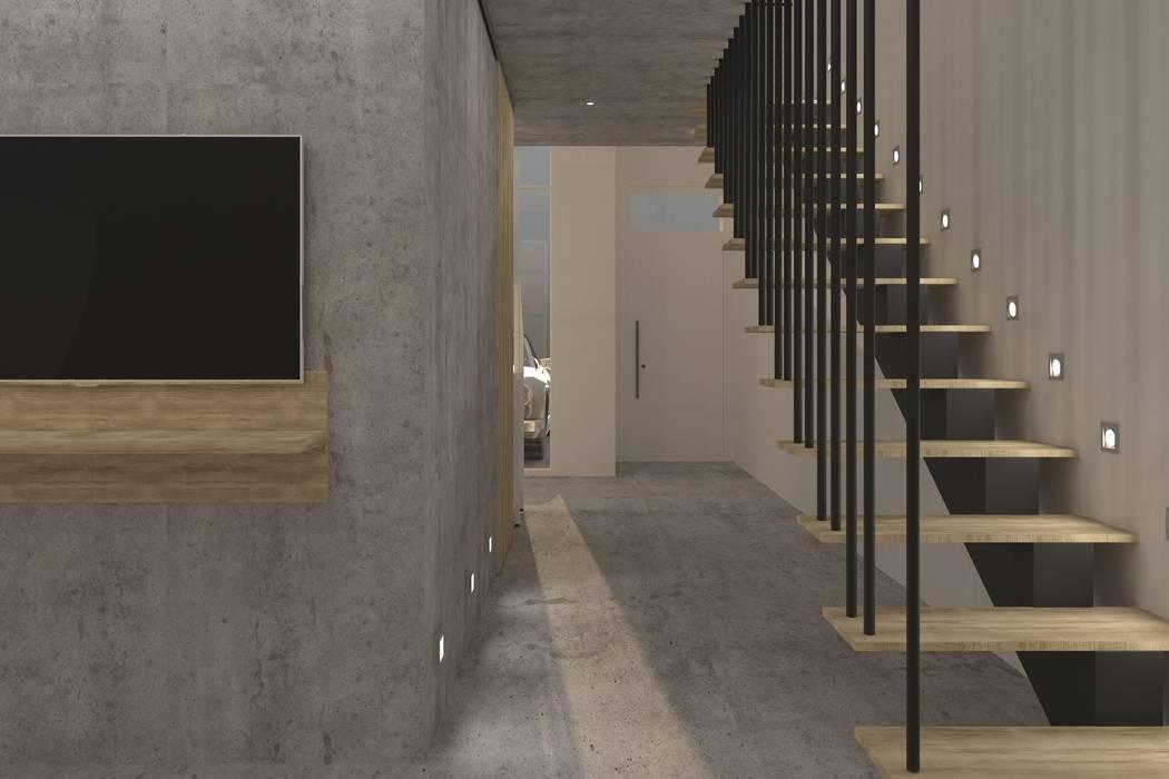 Garasi oleh Nuno Ladeiro, Arquitetura e Design, Modern