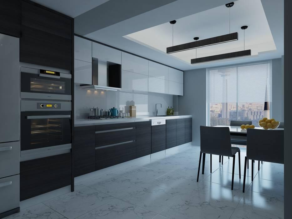 Kitchen by Mekgrup İç Mimari ve Dekorasyon, Modern