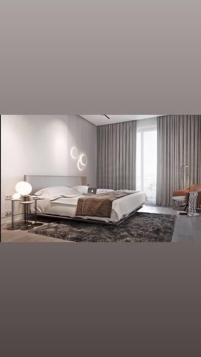 غرفة النوم واهمية توزيعها من smarthome حداثي