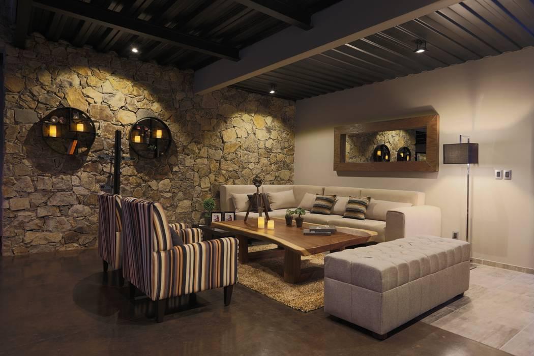 Proyecto Cajititlan, Jalisco. Salones modernos de Con Contenedores S.A. de C.V. Moderno