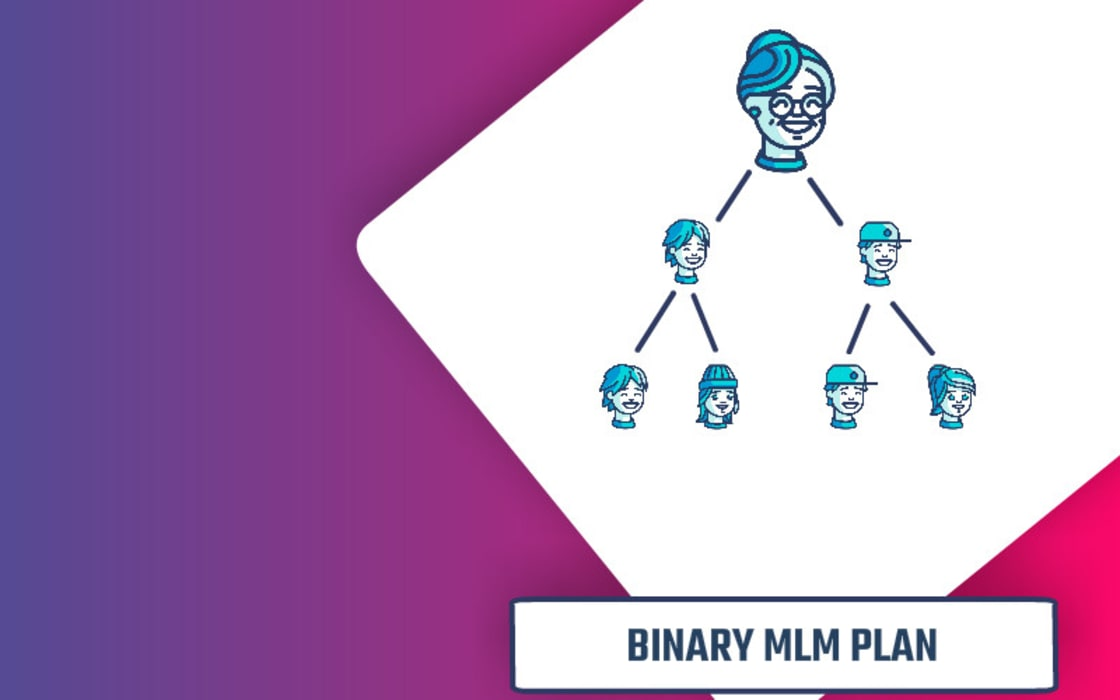 Binary MLM Software by Nadcab MLM Software Classic Granite