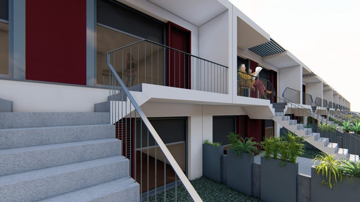 Multi-Family house by Jah Building Solutions, Minimalist