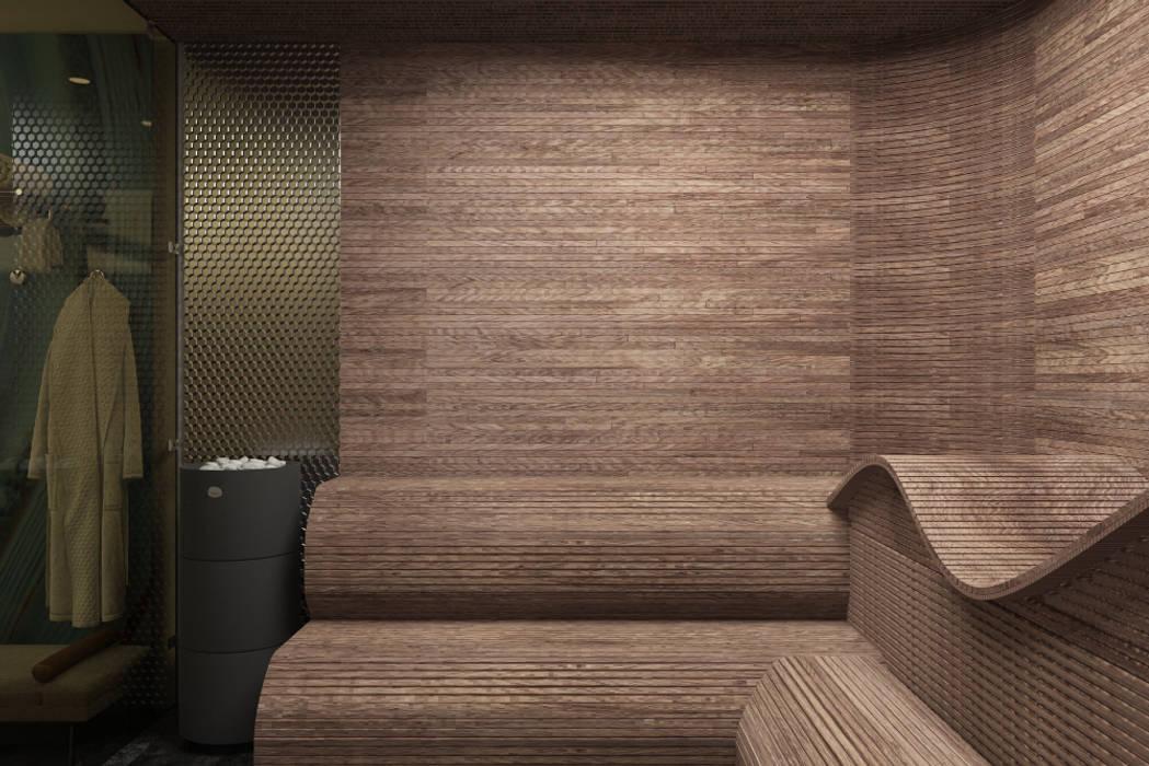 by SK Interiors studio 미니멀