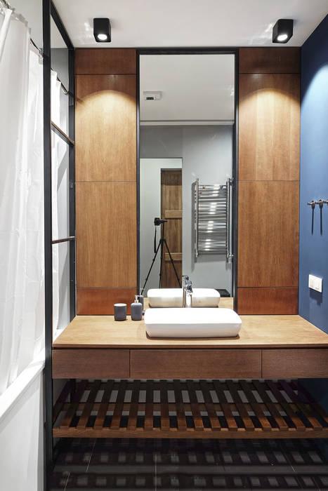 Scandinavian Residency Scandinavian style bathroom by ACOR HOME LIFE SOLUTIONS Scandinavian