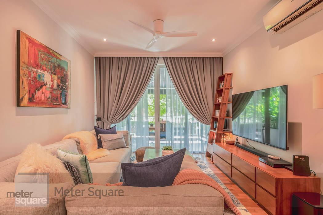 Salon classique par Meter Square Pte Ltd Classique