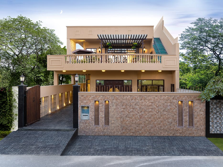 Residential Project 1 Classic style houses by Varija Home Classic