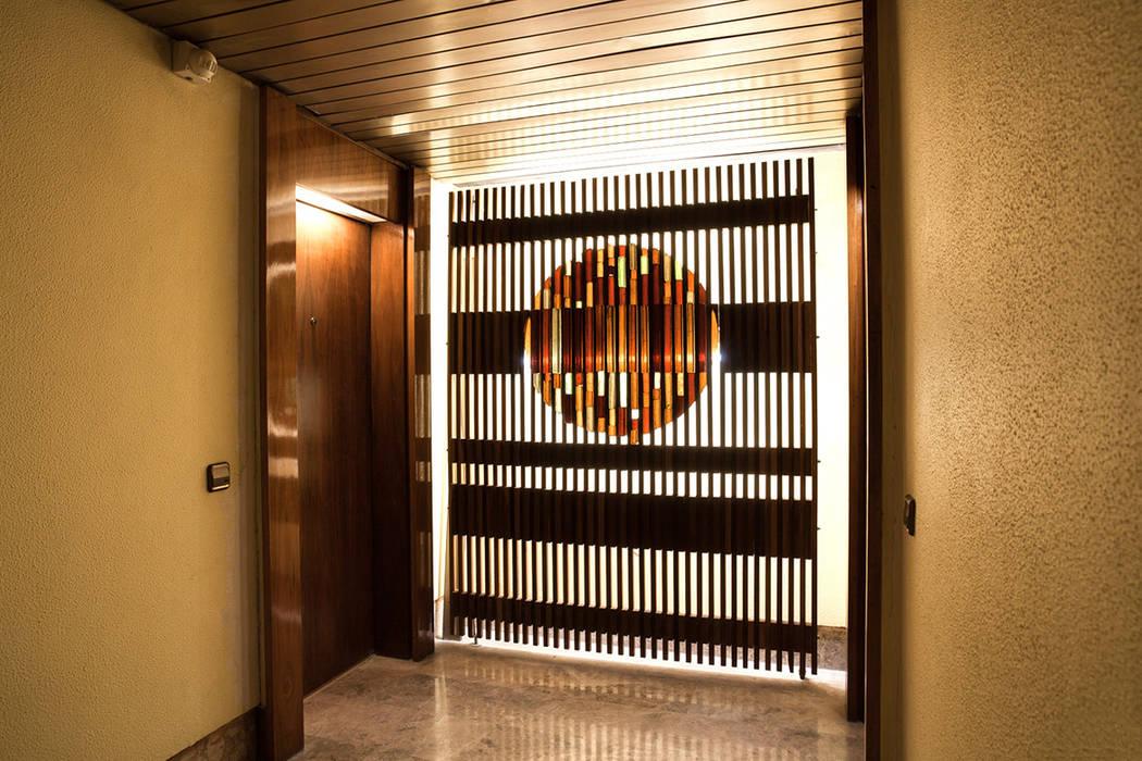 CASA VERDE Puertas de estilo mediterráneo de M-Arte Mediterráneo