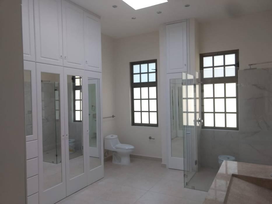 Kamar Mandi oleh AR216, Klasik Ubin