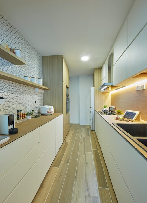 The Interior Lab Built-in kitchens