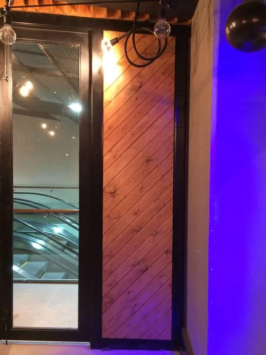 deck kaplama Modern Duvar & Zemin Hazine Dekorasyon Modern Masif Ahşap Rengarenk
