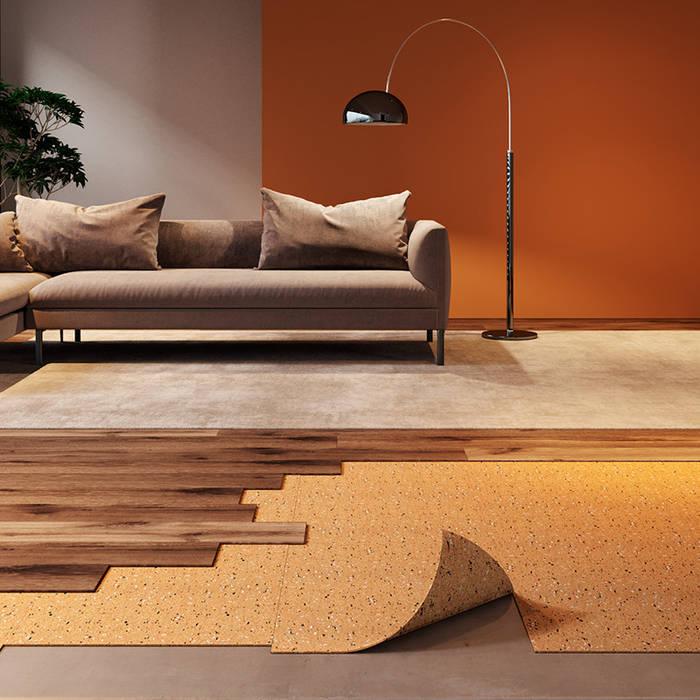 Adhesive for underlays by Go4cork Scandinavian Cork