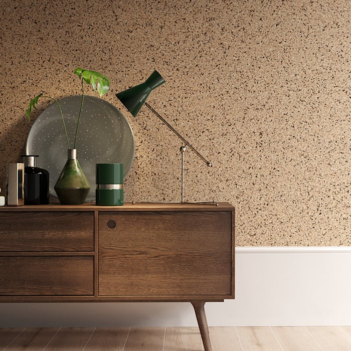 Adhesive for cork wall coverings by Go4cork Modern Cork
