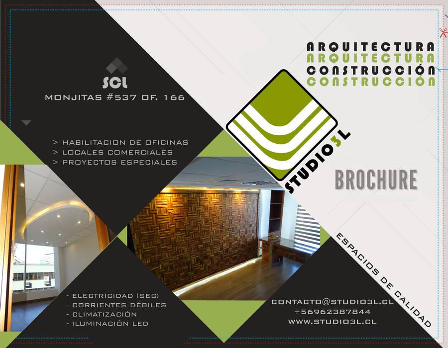 BROCHURE de Studio3L Moderno