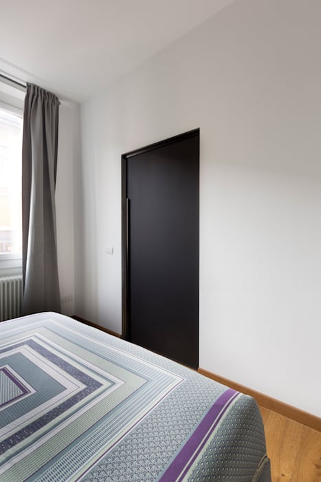 Bedroom by GruppoTre Architetti, Modern