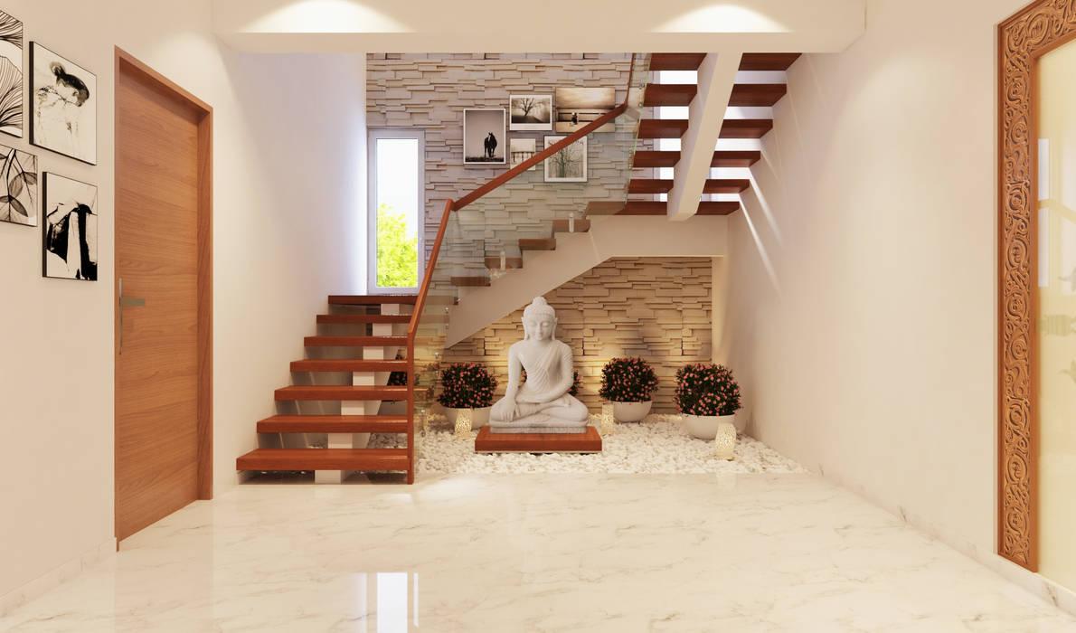 Tangga oleh De Panache  - Interior Architects, Modern