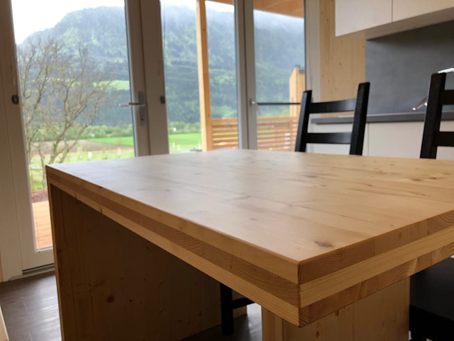 by WoodCube GmbH Modern Wood Wood effect