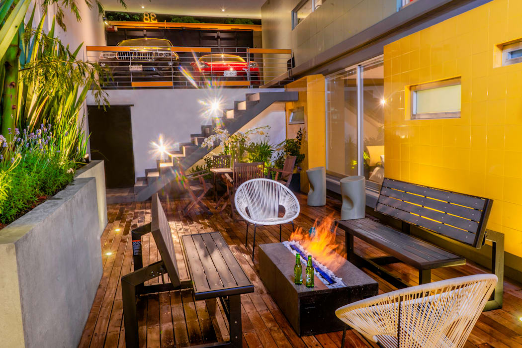 Terrace by AMID, Industrial