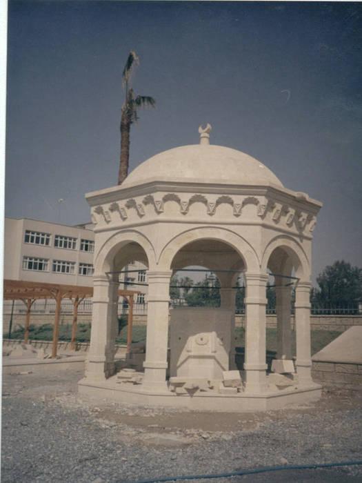 de estilo  por Taşcenter Acarlıoğlu Doğal Taş Dekorasyon, Moderno Mármol