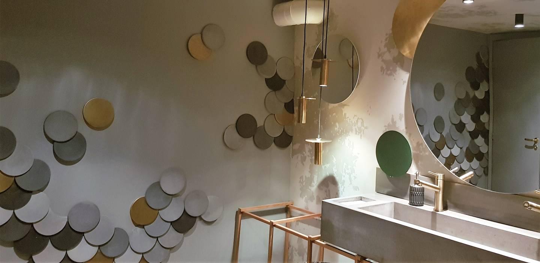 Beton cire urban style_beton² lieferant: badezimmer von ...