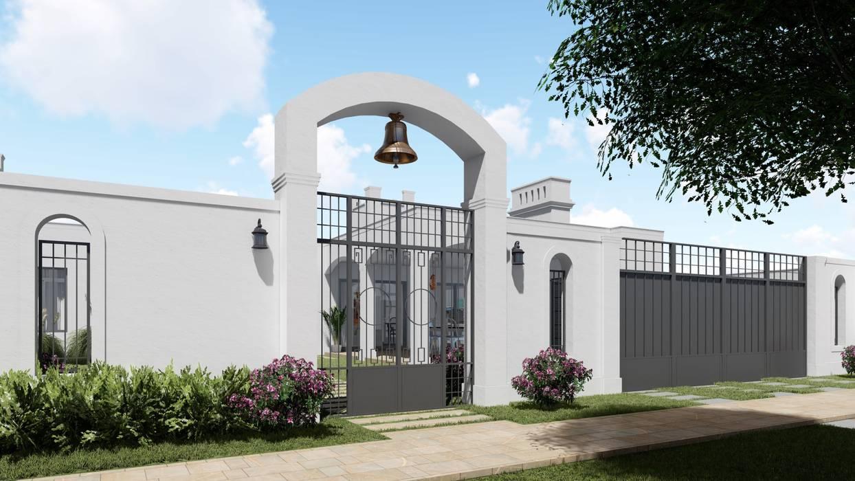 Vivienda Colonial Latina de ARBOL Arquitectos Colonial