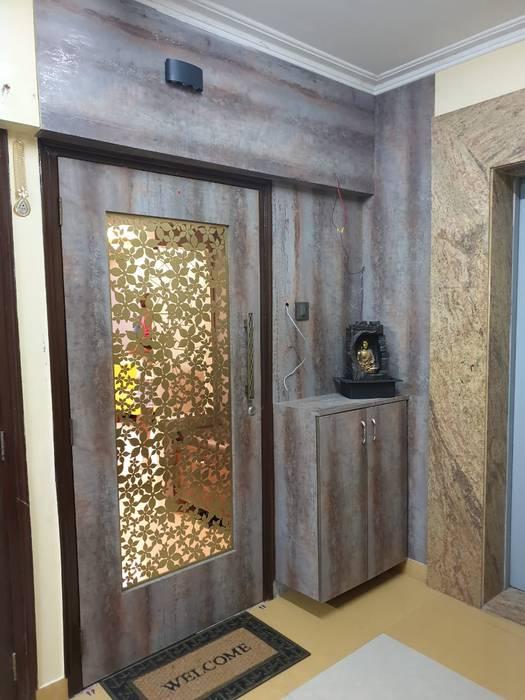 pintu depan oleh Clickhomz, Klasik