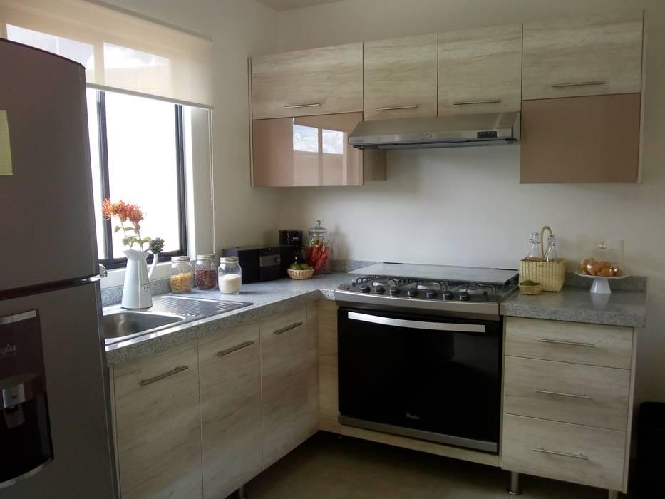 Cocinas pequeñas de estilo de lumi arquitectos | homify