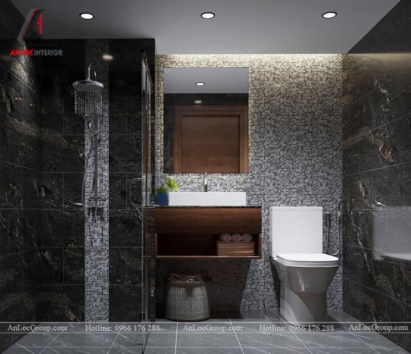 :  Phòng tắm by Nội Thất An Lộc, Hiện đại