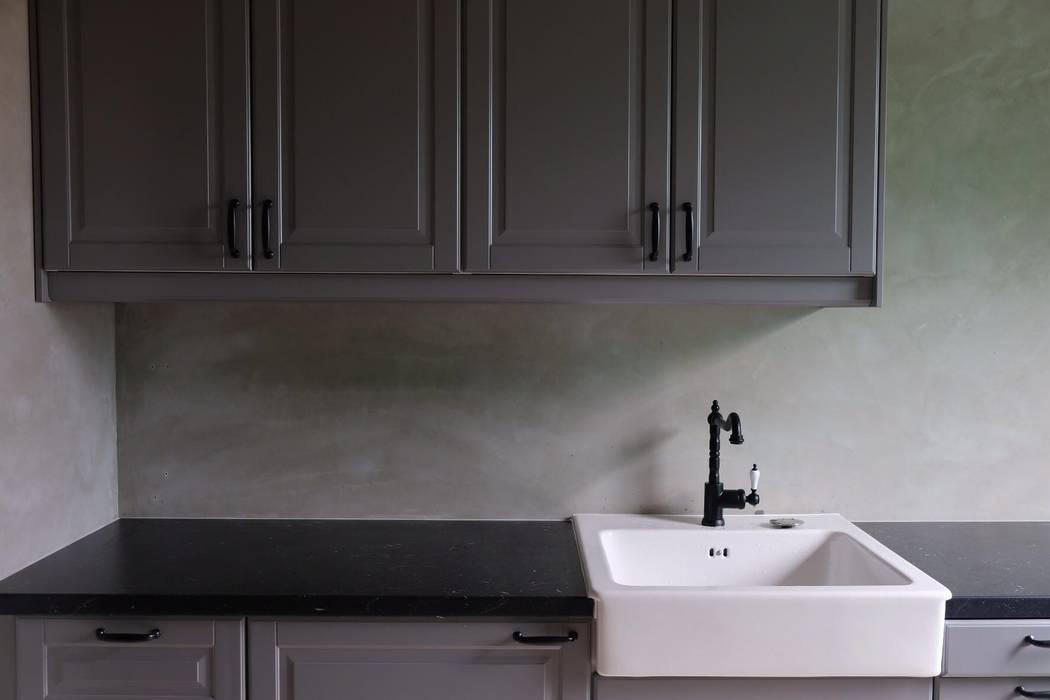 HOME OFFICE:  ระเบียง โดย Glam interior- architect co.,ltd, ผสมผสาน พลาสติก