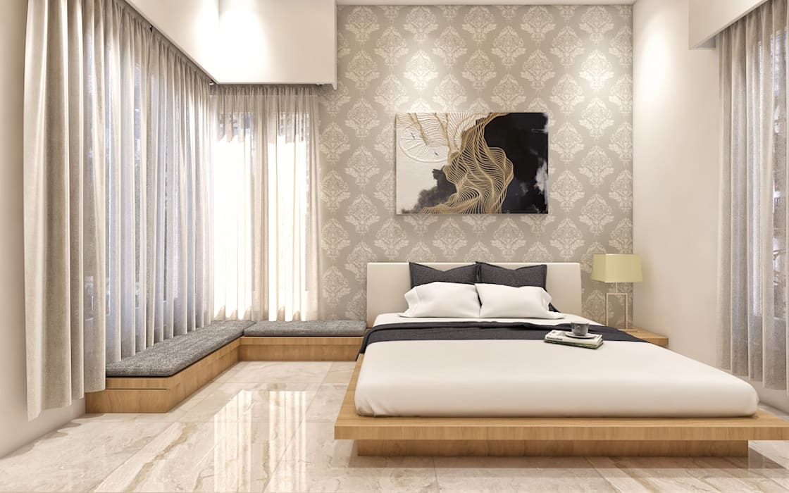 3BHK in Baner by ANP Interiors Pvt Ltd Classic