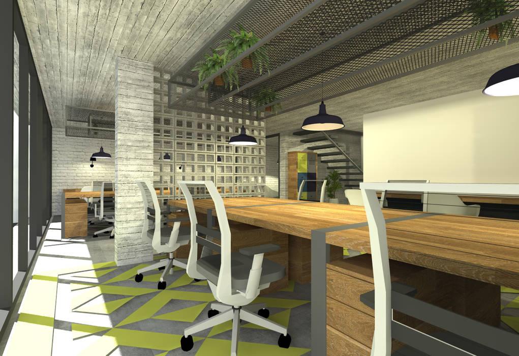 working stations توسط DE LEON PRO صنعتی سیمان