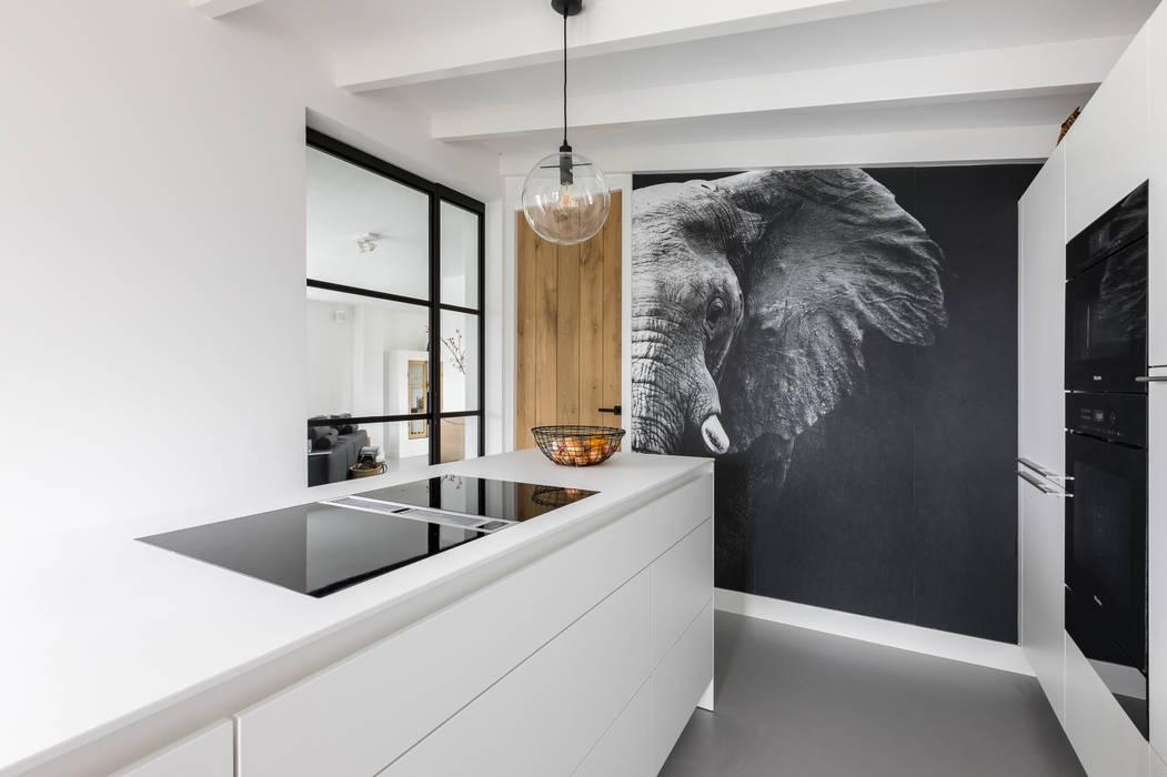Keukenontwerp Moderne keukens van InHouse Design Modern