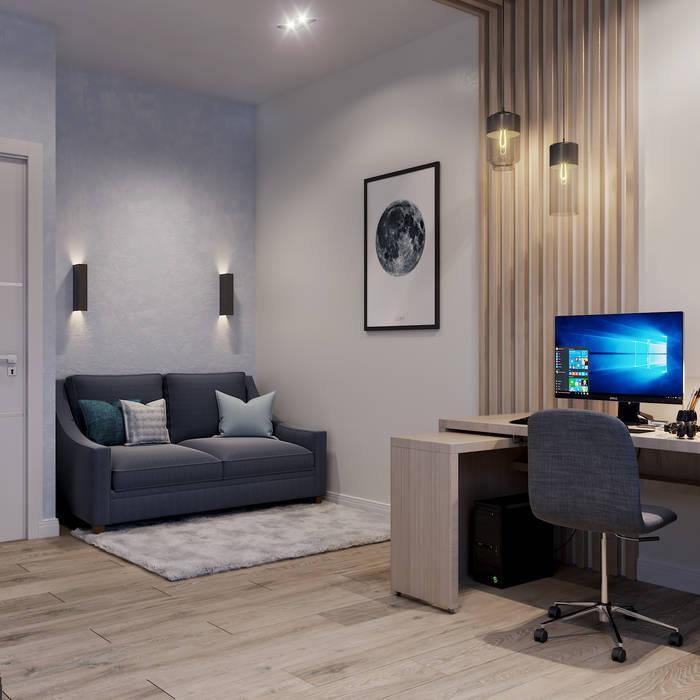 Study/office by Goroh бюро, Modern