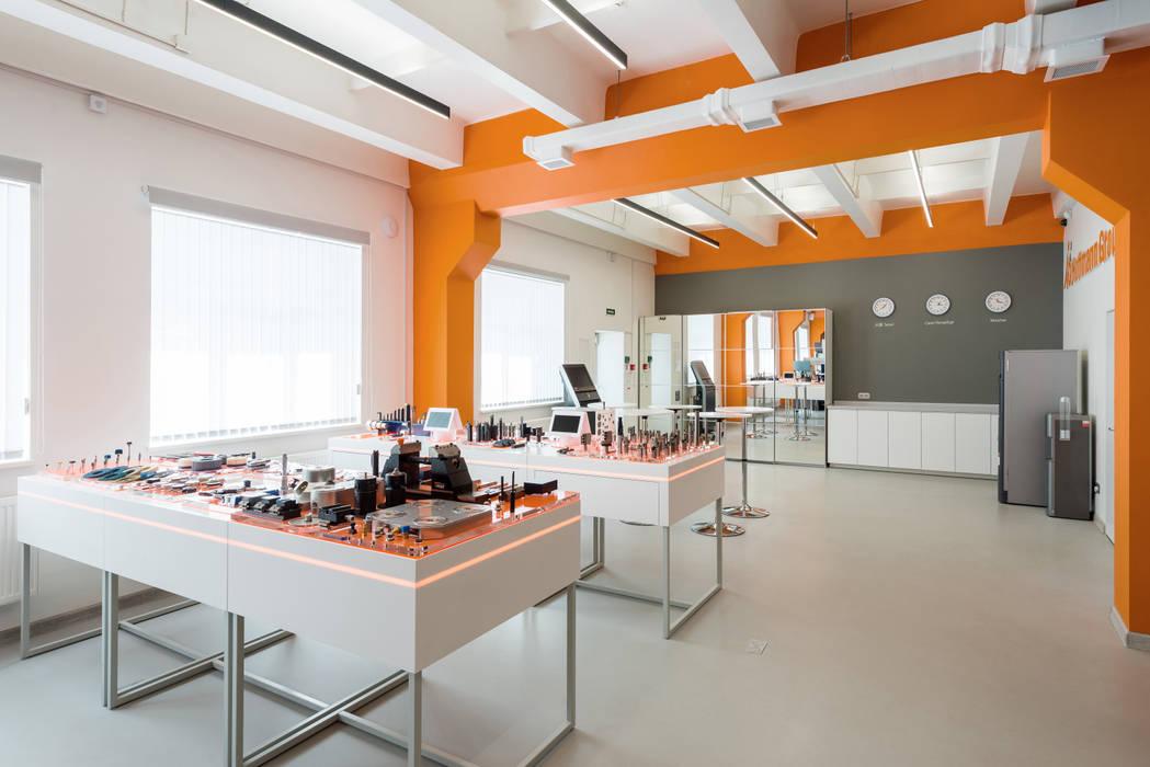 Hoffmann Group: Конференц-центры в . Автор – Wide Design Group, Минимализм