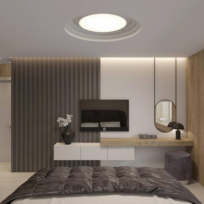 Dormitorios de estilo colonial de Wide Design Group Colonial